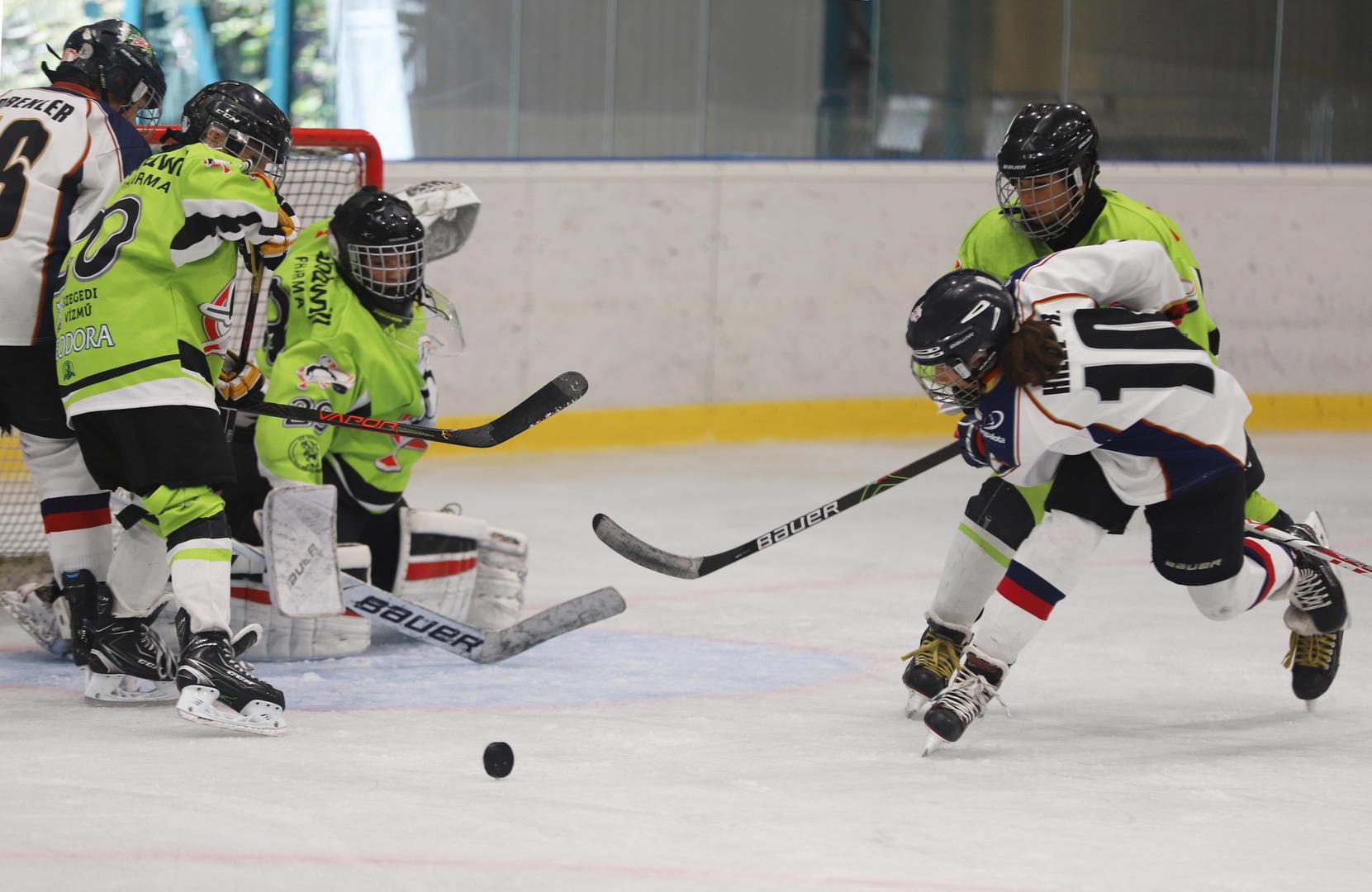 Edzőmeccseket játszott az U14 és az U16 – GALÉRIA