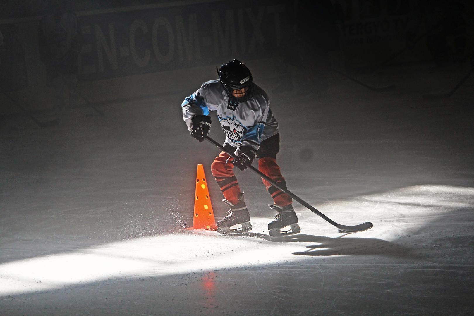 Miért a jégkorong? - Örökmozgók sportja